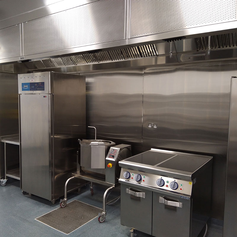 Stainless Steel We Clad Any Wall